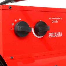 Электрическая тепловая пушка Ресанта ТЭП-24000К