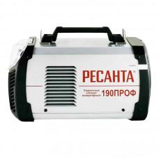 Сварочный инвертор Ресанта САИ 190ПРОФ