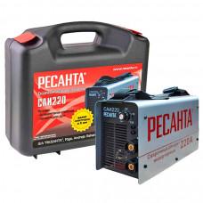 Сварочный инвертор Ресанта САИ-220 (кейс)