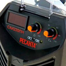Сварочный инвертор Ресанта САИ 220ПН