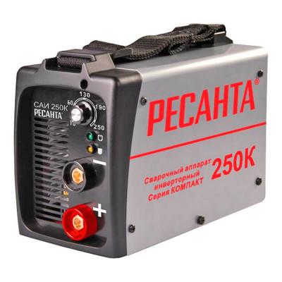 Сварочный инверторный аппарат Ресанта САИ-250К