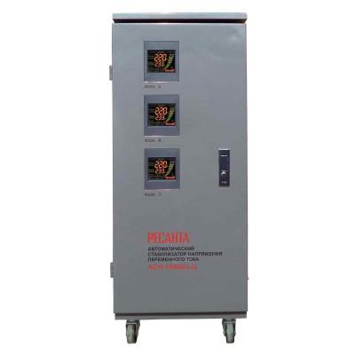 Электронный стабилизатор напряжения Ресанта АСН-30000/3-Ц